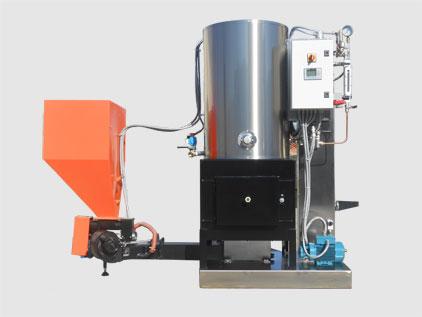 Generatore di vapore a biomassa - Pellet
